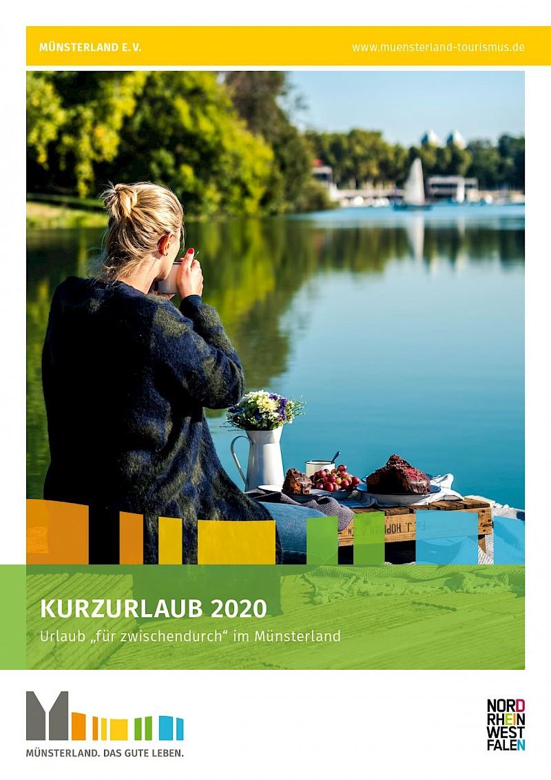 Katalog Kurzurlaub Münsterland 2020<br>© Münsterland e.V.