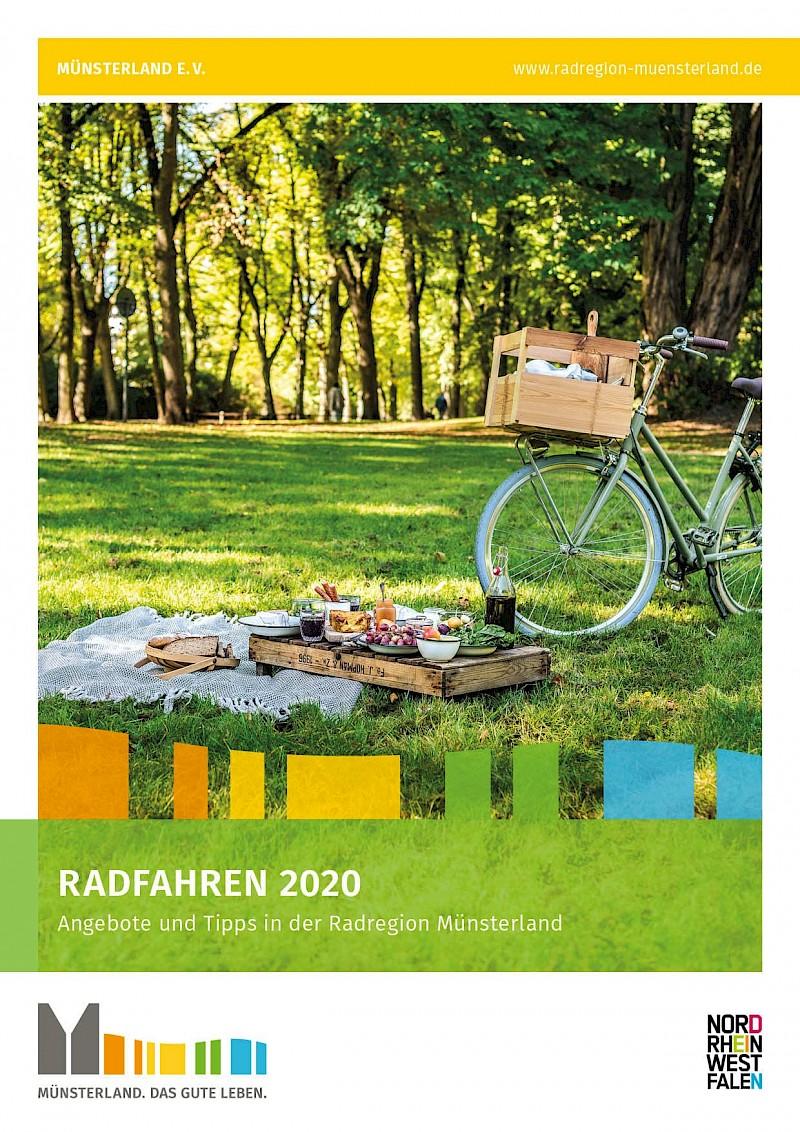 Katalog Radfahren Münsterland 2020<br>© Münsterland e.V.