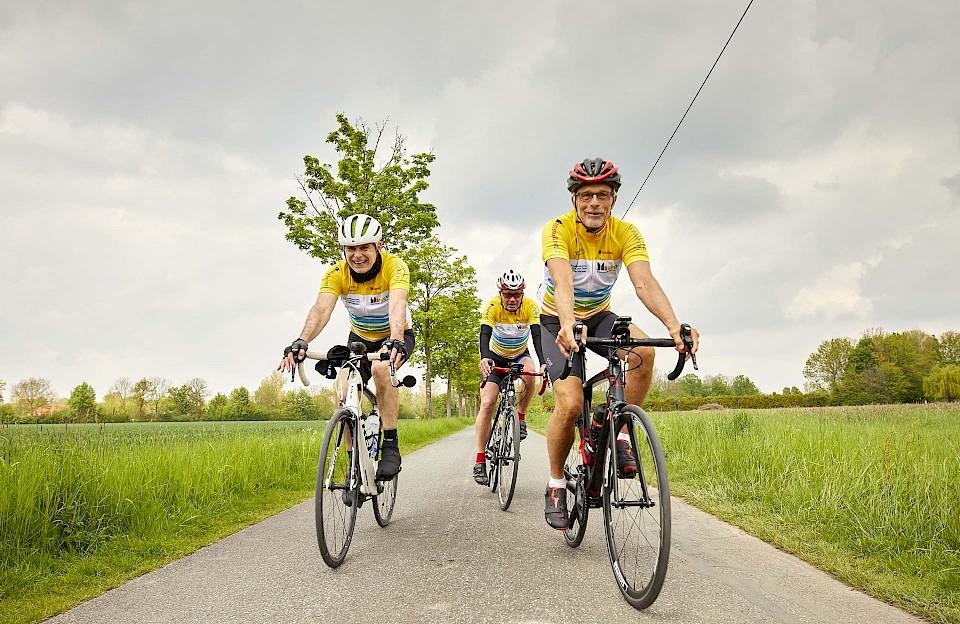 RennFietsen Tour Münsterland 2021