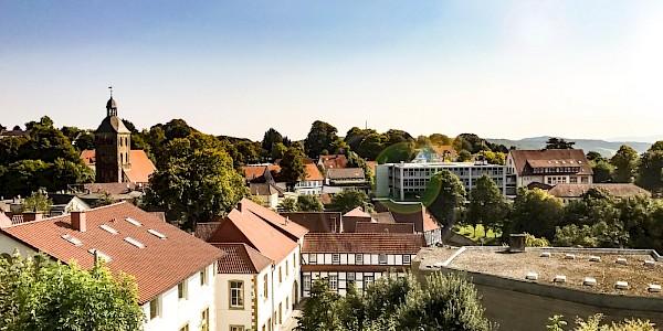 Tecklenburg an Hermannsweg