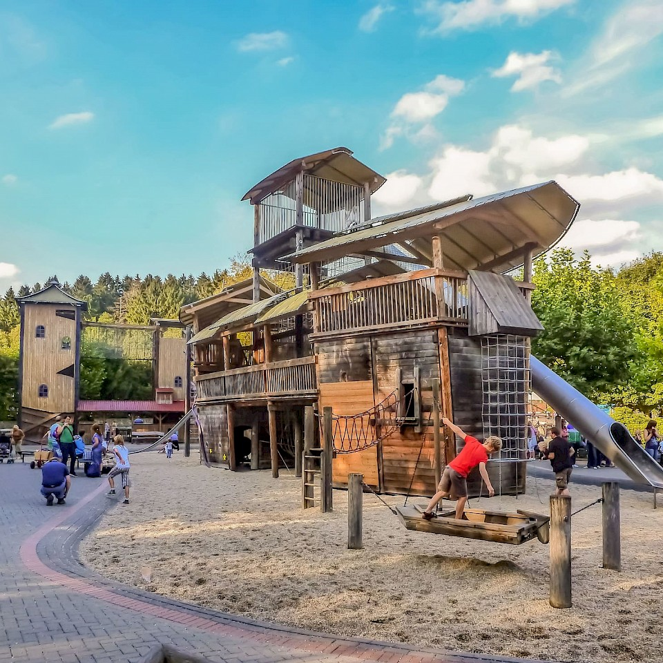 Family holiday in Haltern am See