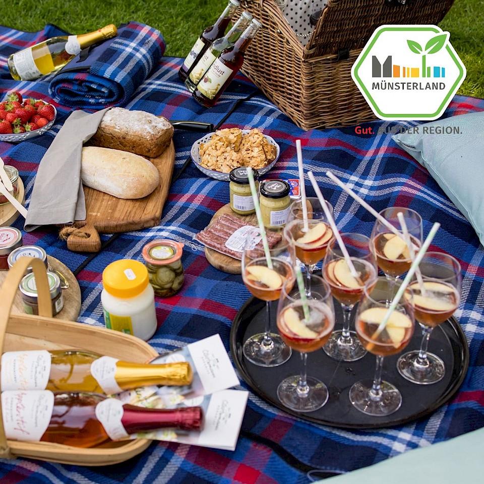 Picknickkorb Göckes Haus und Garten