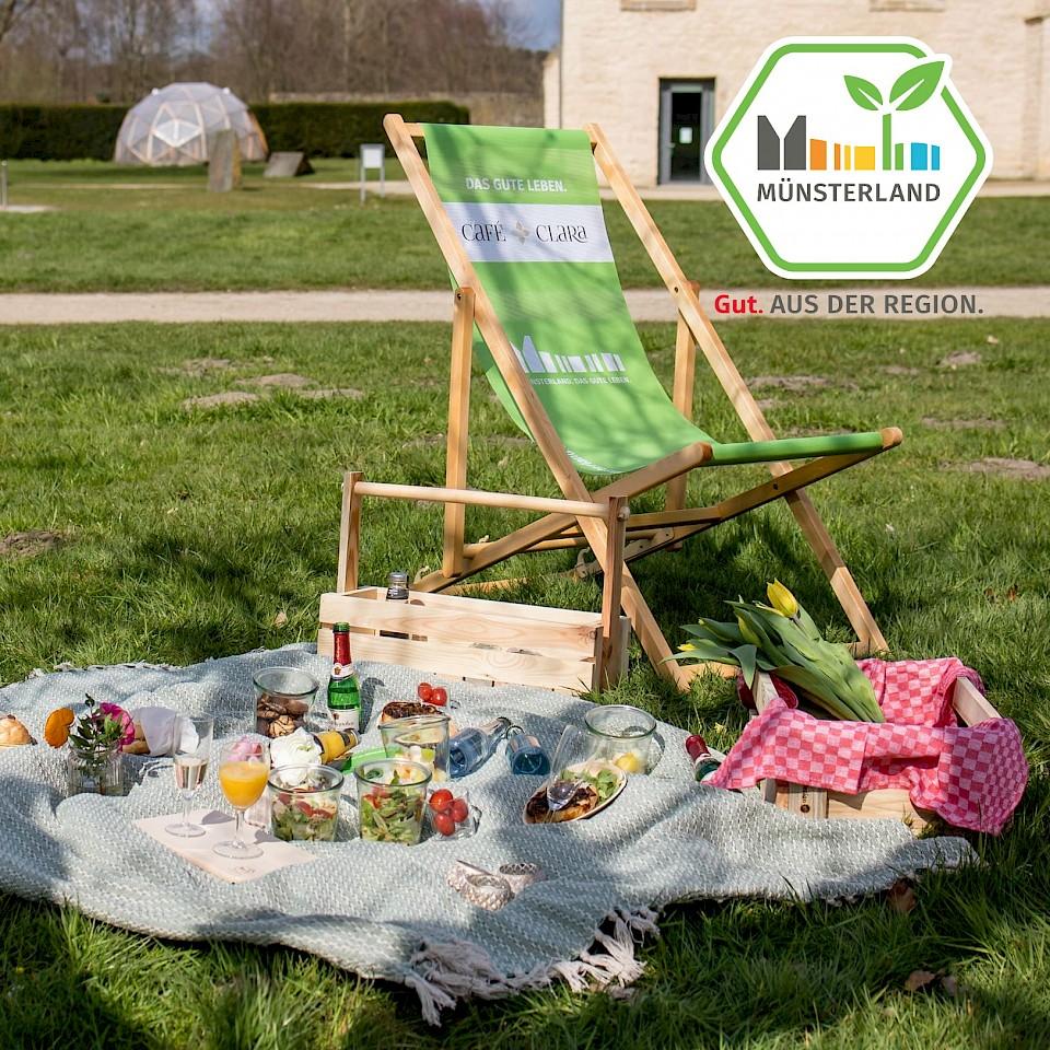 Picknick am Kloster Gravenhorst