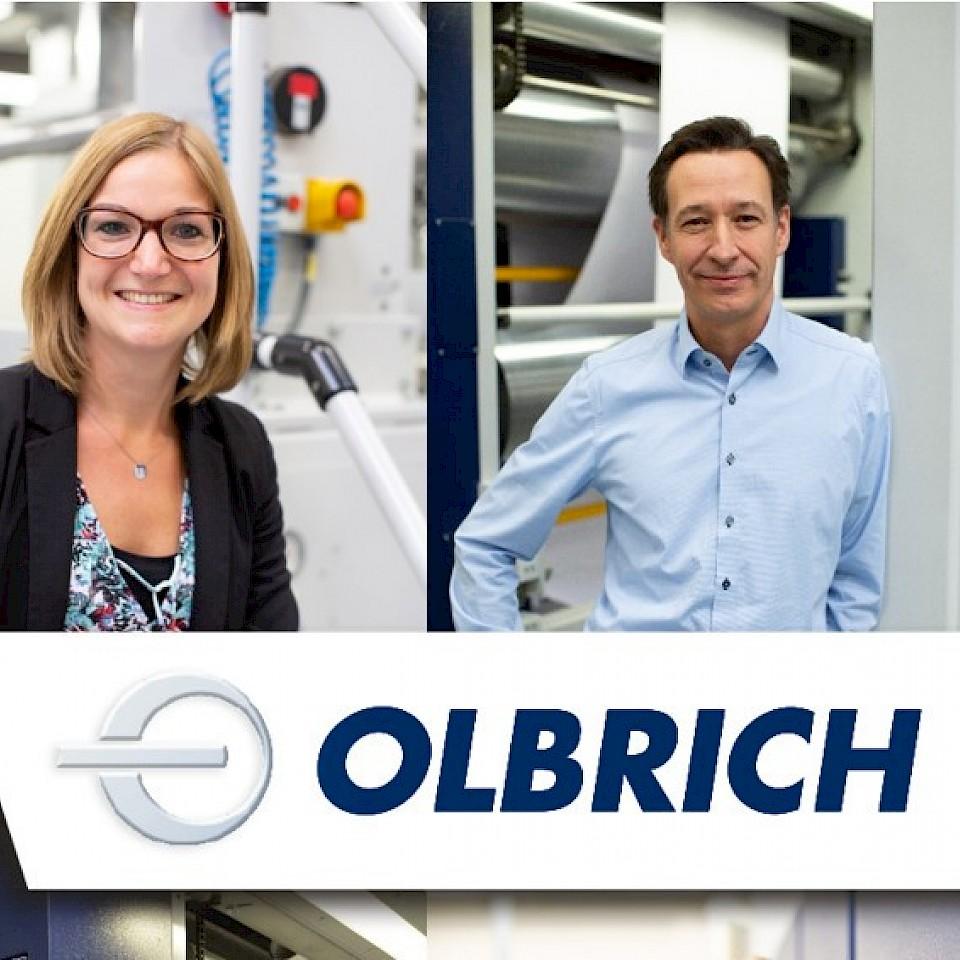 Das Team bei OLBRICH freut sich auf dich
