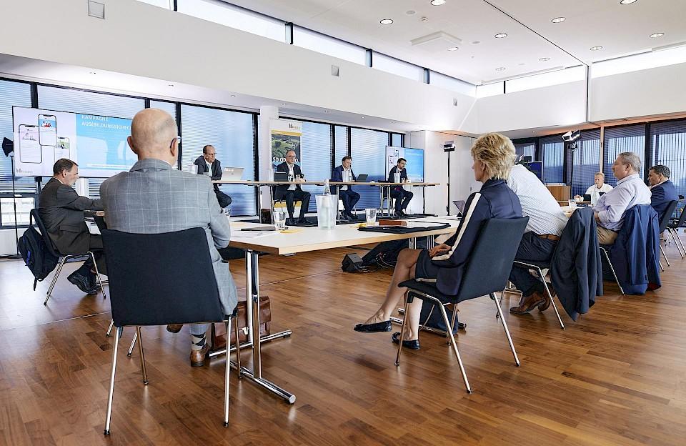 Mitgliederversammlung Münsterland e.V. 2021