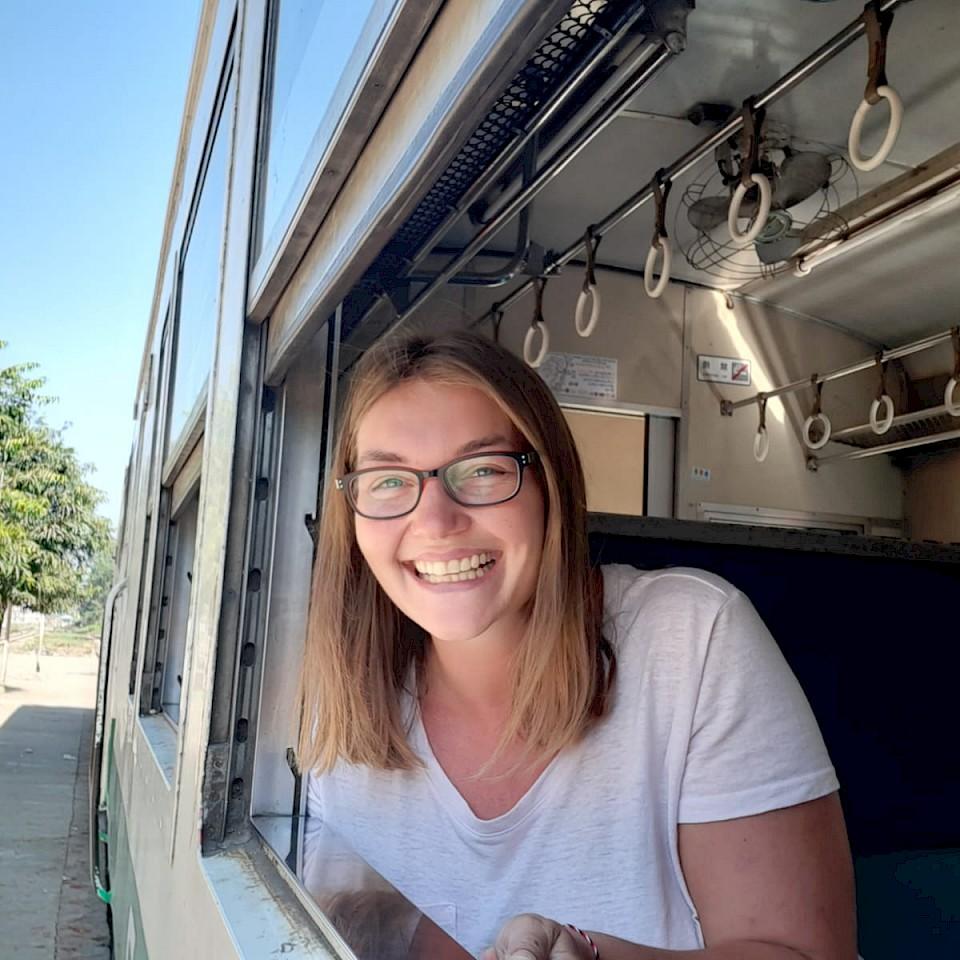 Ann-Kathrin Rahe ist für ihren Job als Tourismusmanagerin ins Münsterland gezogen.