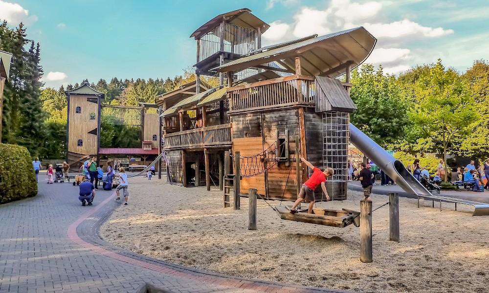 Ketteler Hof ist das Ausflugziel für Familien im Münsterland