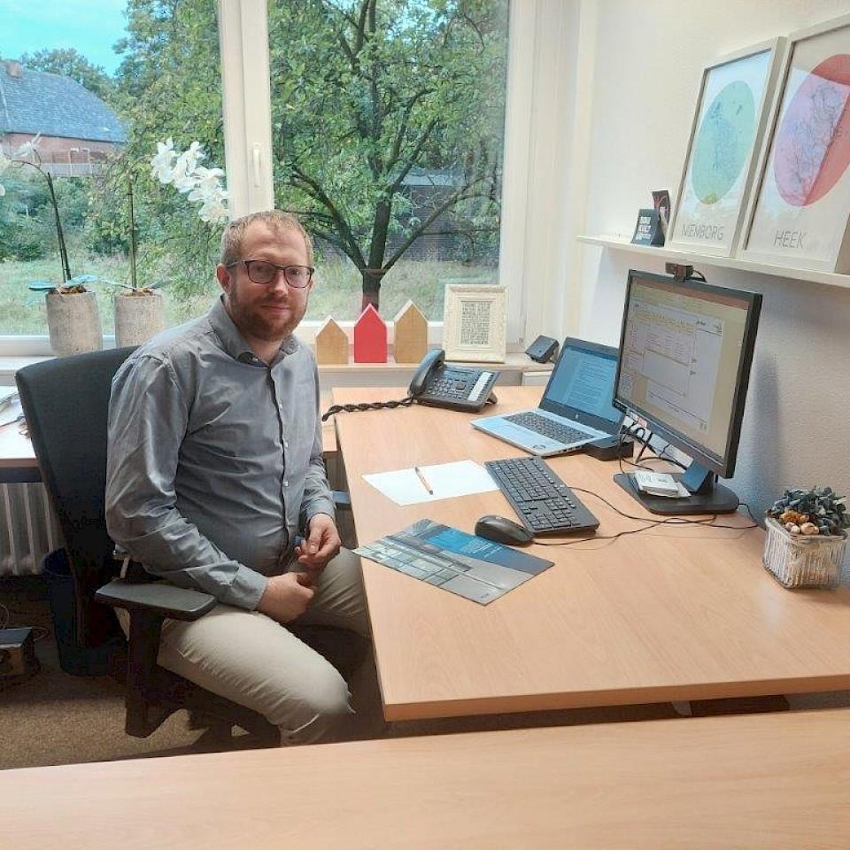 Johannes Hericks is teruggekeerd naar Münsterland vanuit het Oberberg district.