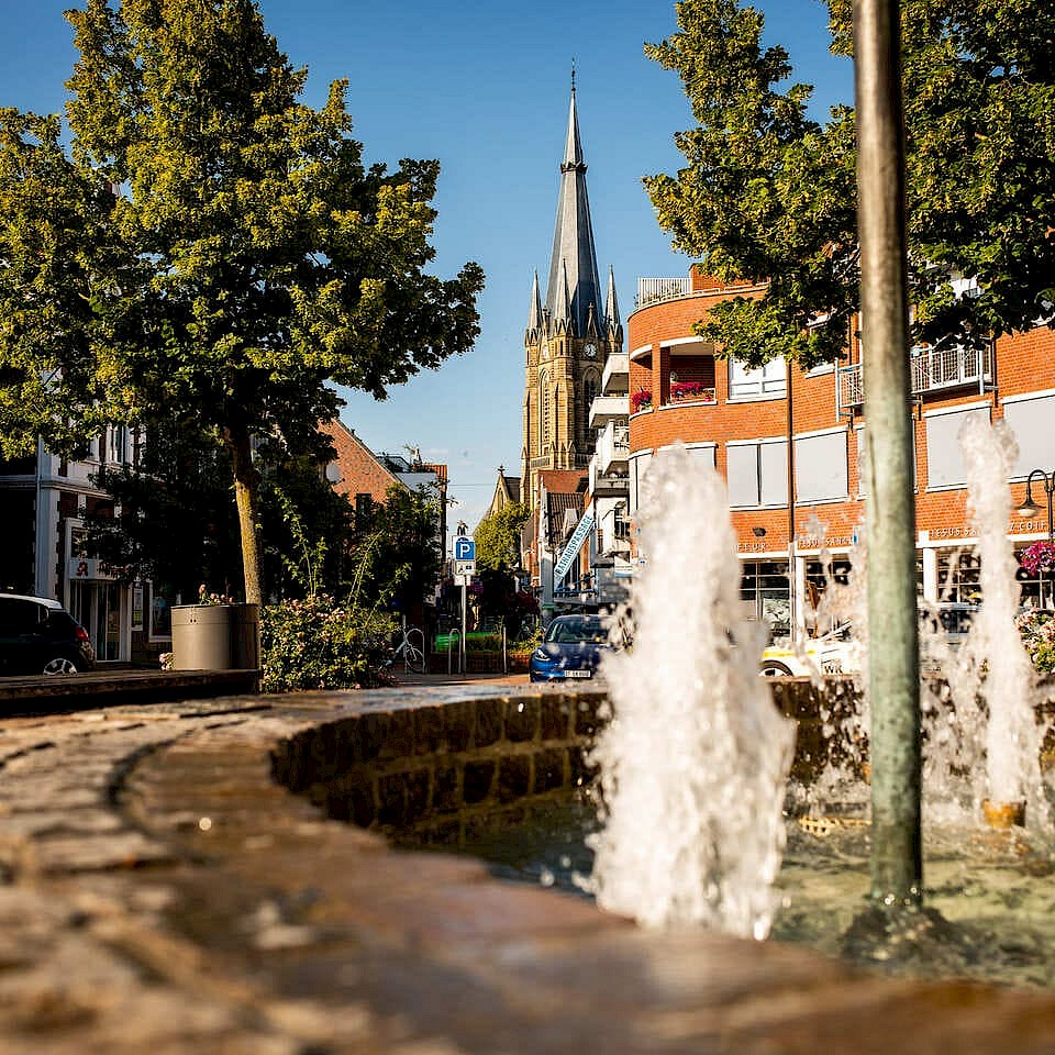 Working for the City of Emsdetten