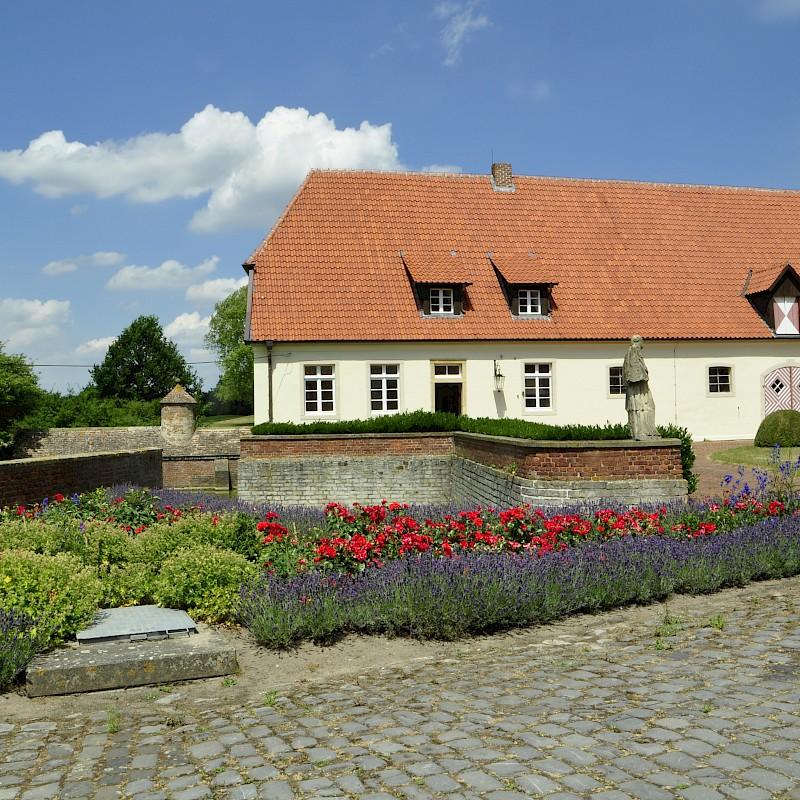 Das schöne Schloss Vonrholz<br>© Münsterland e.V.