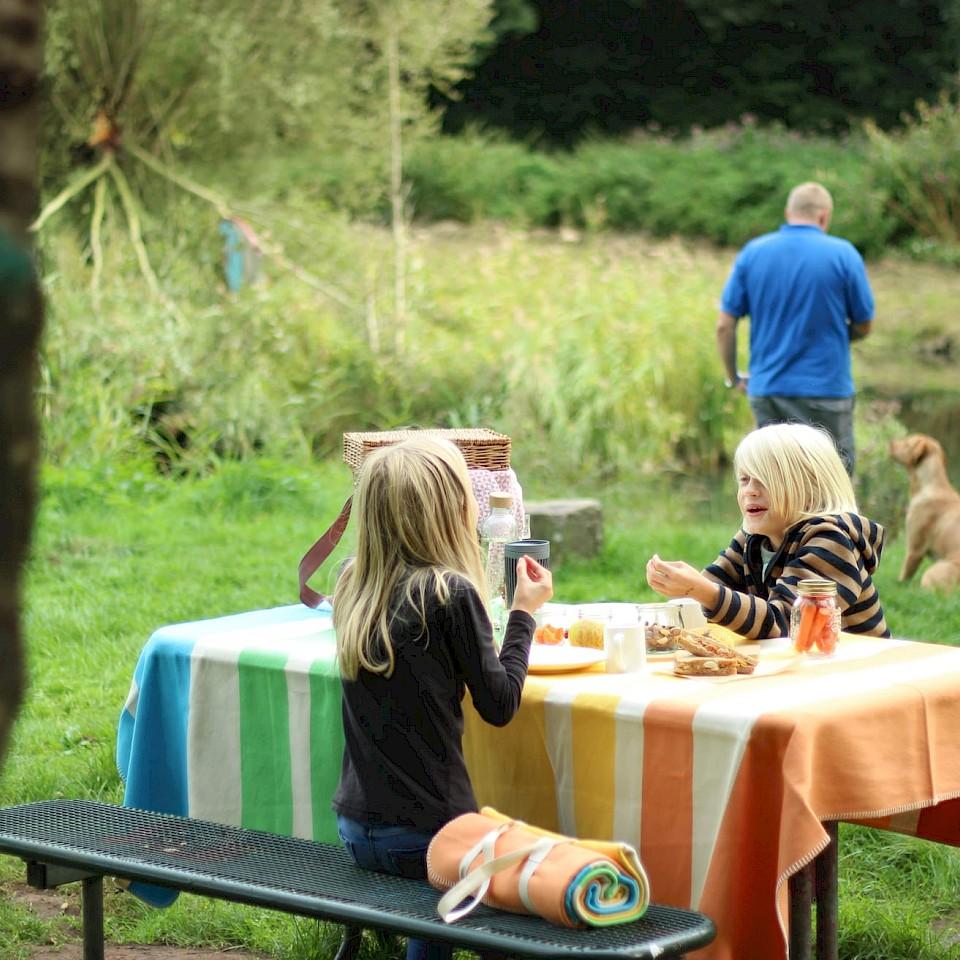 Picknickplatz Biberfamilie Ostbevern