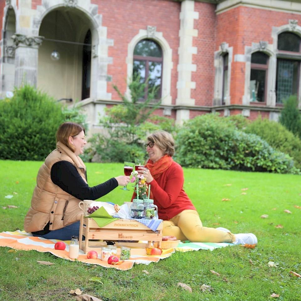 Picknickplatz Stadtpark Ochtrup
