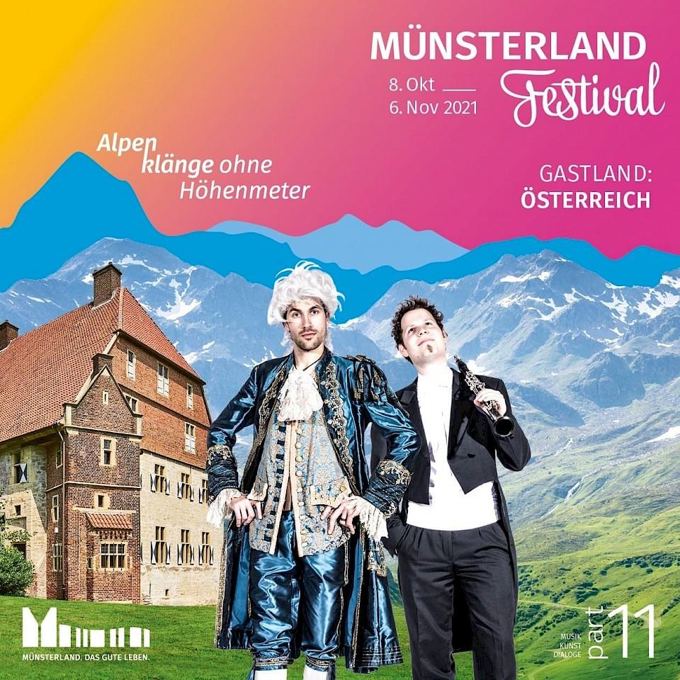 Cultureel uitstapje naar het Münsterland Festival