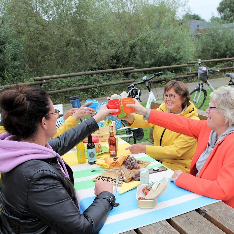 Picknick in Warendorf
