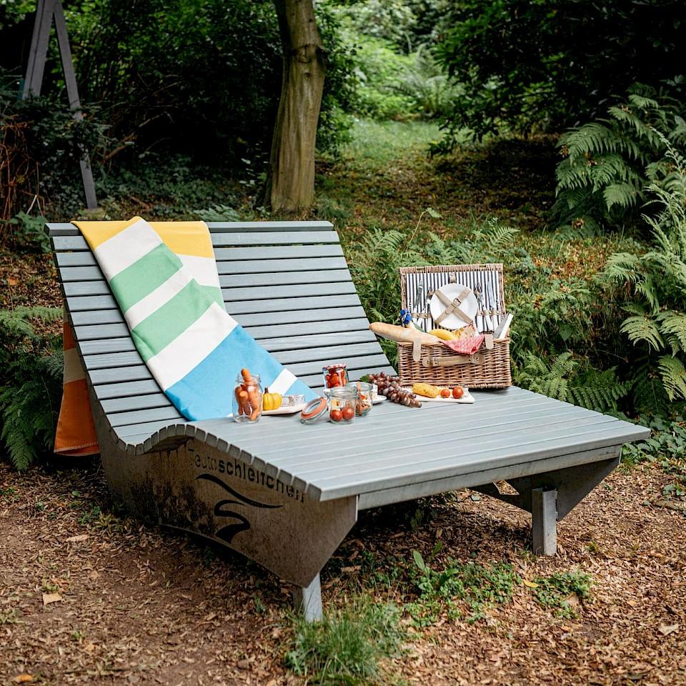 Picknickplatz im Kurpark Tecklenburg