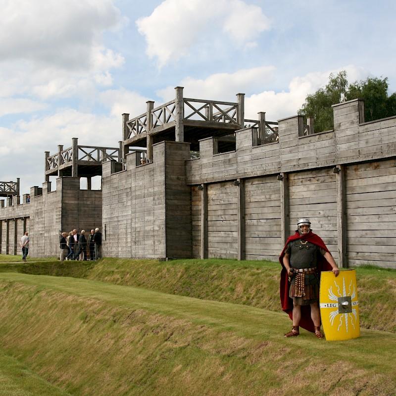 Das LWL-Römermuseum in Haltern ist ein echtes Familien-Highlight<br>© Leoni Buscher / Stadtagentur Haltern am See