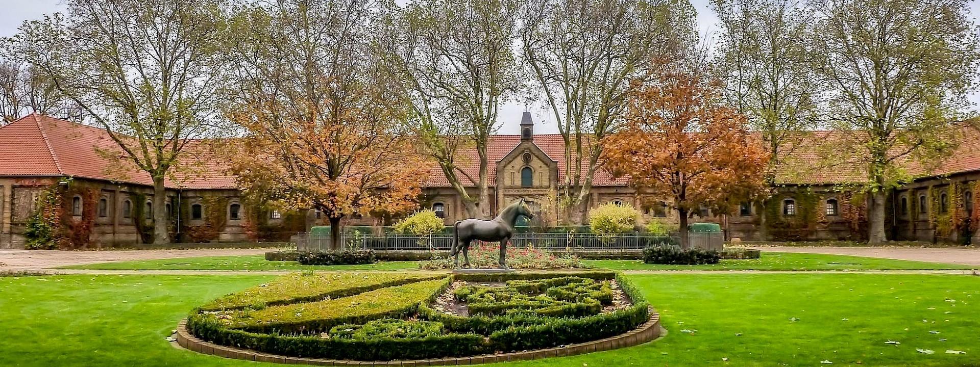 In der Stadt des Pferdes zu Gast Führungen | Warendorf