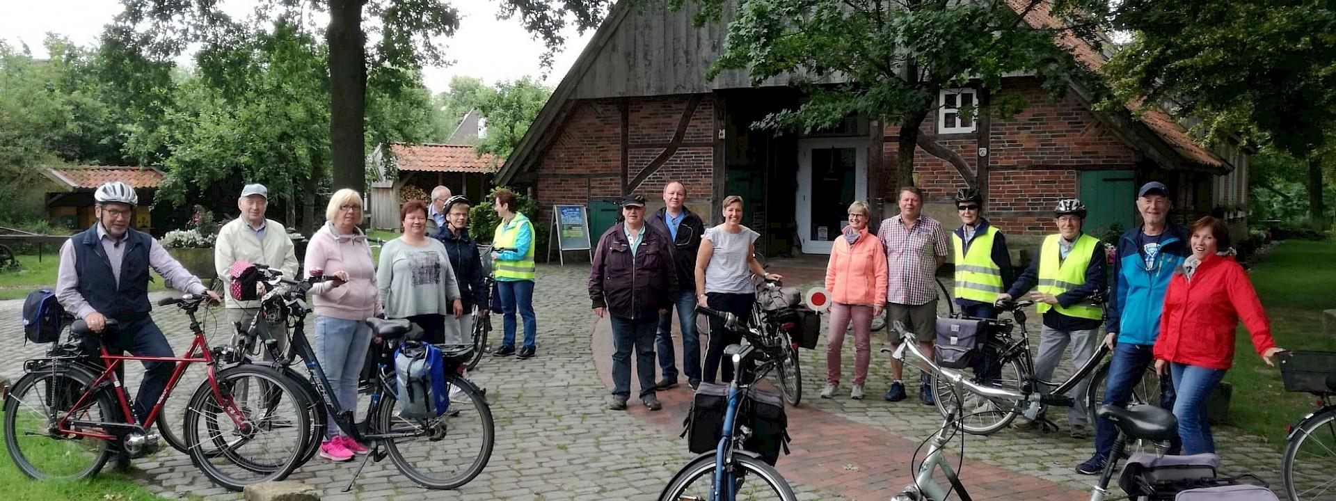Schlösser- und Burgentag Münsterland 16. Juni 2019