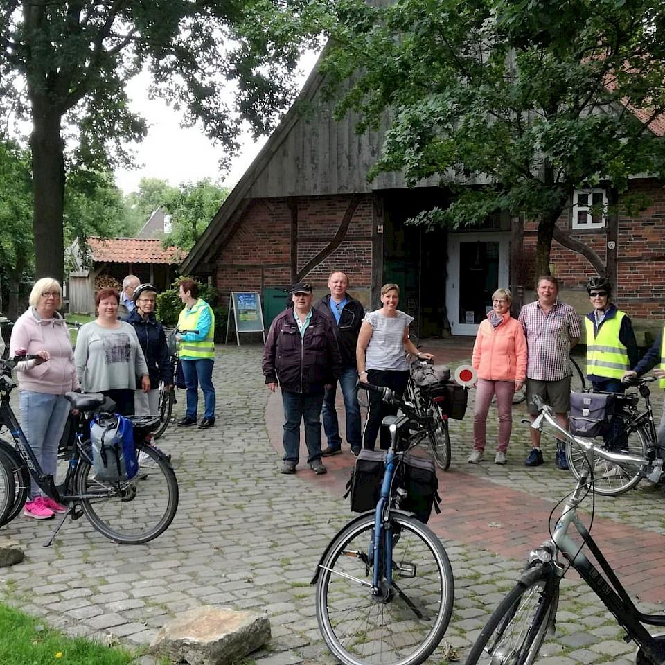 Kastelendag fietstocht Münsterland
