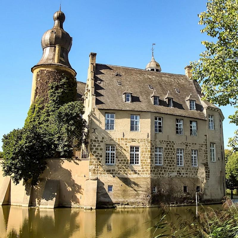 Burg Gemen<br>© Münsterland e.V.