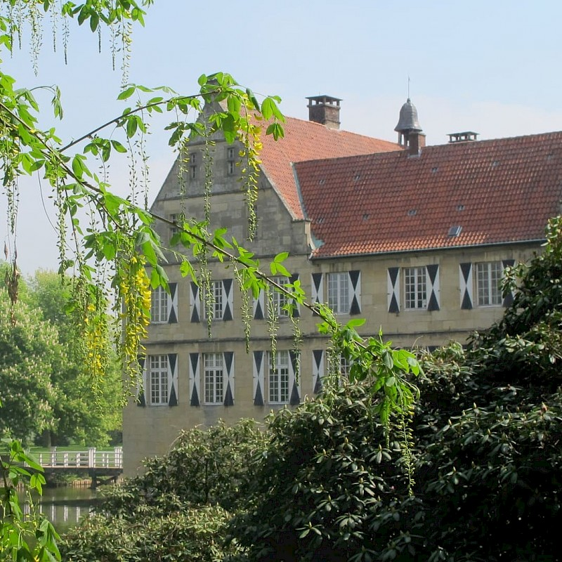 Burg Hülshoff<br>© Münsterland e.V.