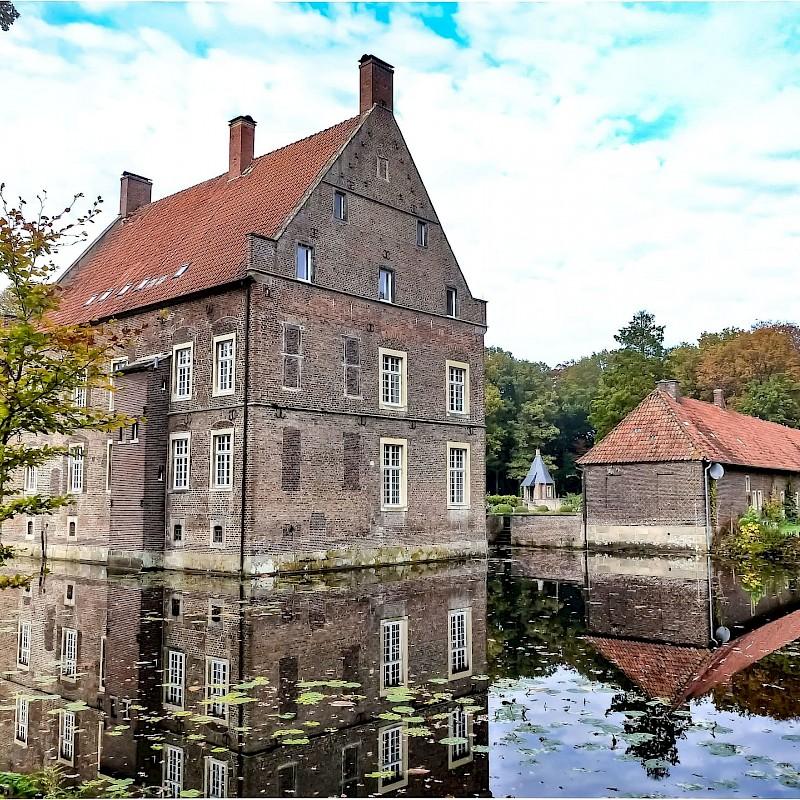 Haus Welbergen<br>© Münsterland e.V.
