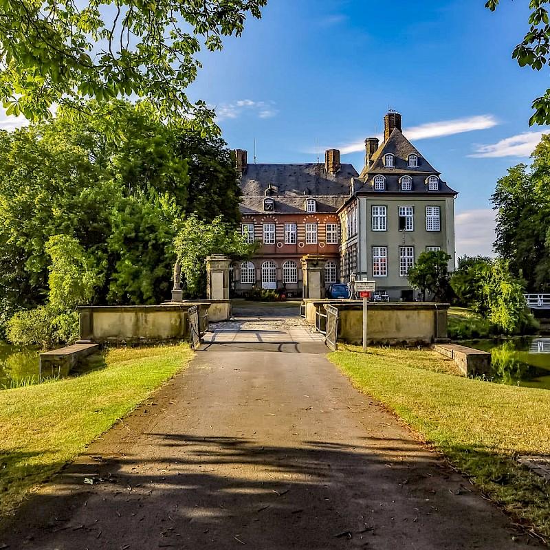Schloss Hovestadt<br>© Münsterland e.V.