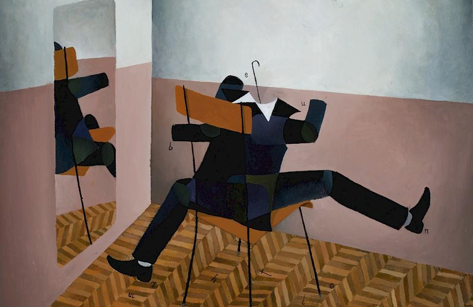 """Bilder wie dieses mit dem Titel """"Reflection"""" sind ab dem 30. Juni in der Ausstellung von Mateusz Szczypiński im Museum der Burg Vischering zu sehen."""