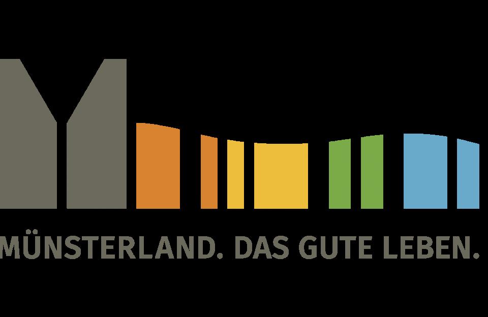 MÜNSTERLAND. DAS GUTE LEBEN Logo