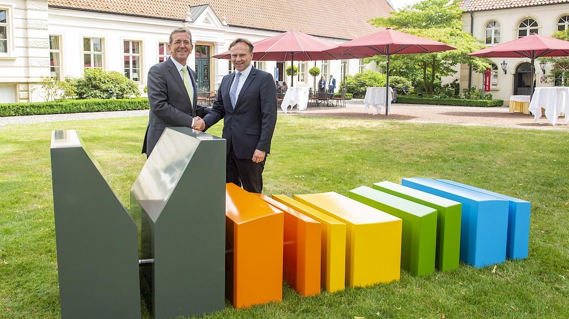 Wechsel im Aufsichtsrat: Auf Heinrich-Georg Krumme folgt Dr. Kai Zwicker.